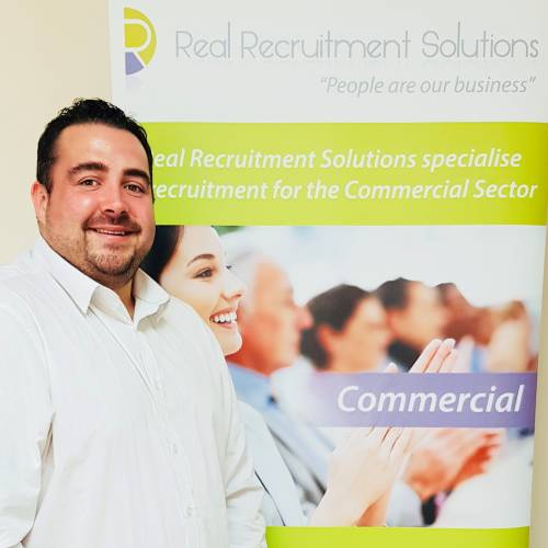 IT specialist joins Real Recruitment Solutions to support growing IT industry