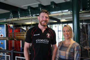 RockReef on Bournemouth Pier renews partnership with Bournemouth Rugby club and sponsors U'9's Rugby Team