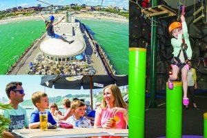 Half term fun at RockReef on Bournemouth Pier!