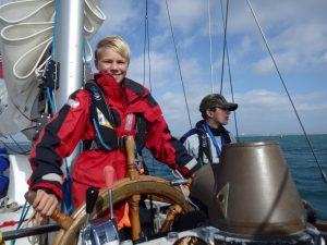 Poole Harbour Commissioners choose Ocean Youth Trust South as their charity partner for the 2019 Poole Harbour Boat Show
