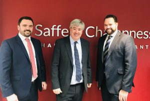 QuoStar choose Saffery Champness Chartered Accountants to assist in the growth of the business