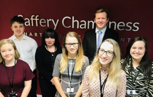 Safferys building team for the new generation of business advisors
