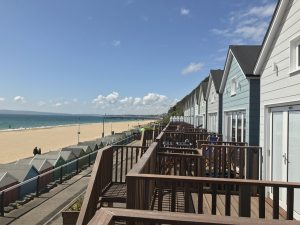 A weekend's holiday in Bournemouth, just 3 miles from home!