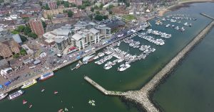 Marina Exhibitor sales flying for the 2019 Poole Harbour Boat Show!
