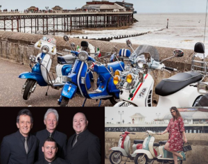 Cromer Pier to host iconic 60s vintage festival – opening with The Searchers Farewell Tour!