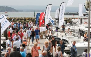 Marina exhibitor spaces sell out for the 2019 Poole Harbour Boat Show!