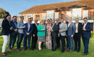 Talented entrepreneurs share innovative ideas at Saffery's dinner