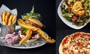 New summer menu, with an American twist, is launched at Key West Bar & Grill on Bournemouth Pier!