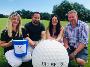 Simplify Consulting Charity Golf Day raises an incredible £15,500 for Wessex Cancer Trust