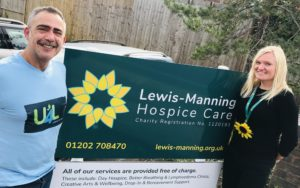 Utilities4Less name Lewis-Manning Hospice Care as charity partner of the year