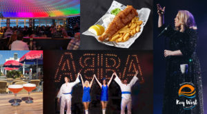 Abba and Adele themed tribute musical evenings at Key West on Bournemouth Pier
