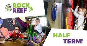 October Half term fun at RockReef and PierZip on Bournemouth Pier!